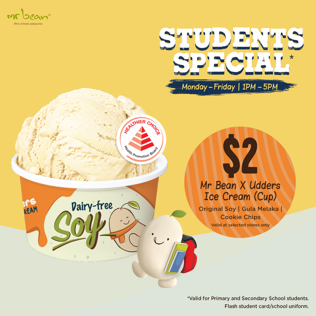 Mr Bean Students Special - Deals as low as $2! | Why Not Deals 3 & Promotions
