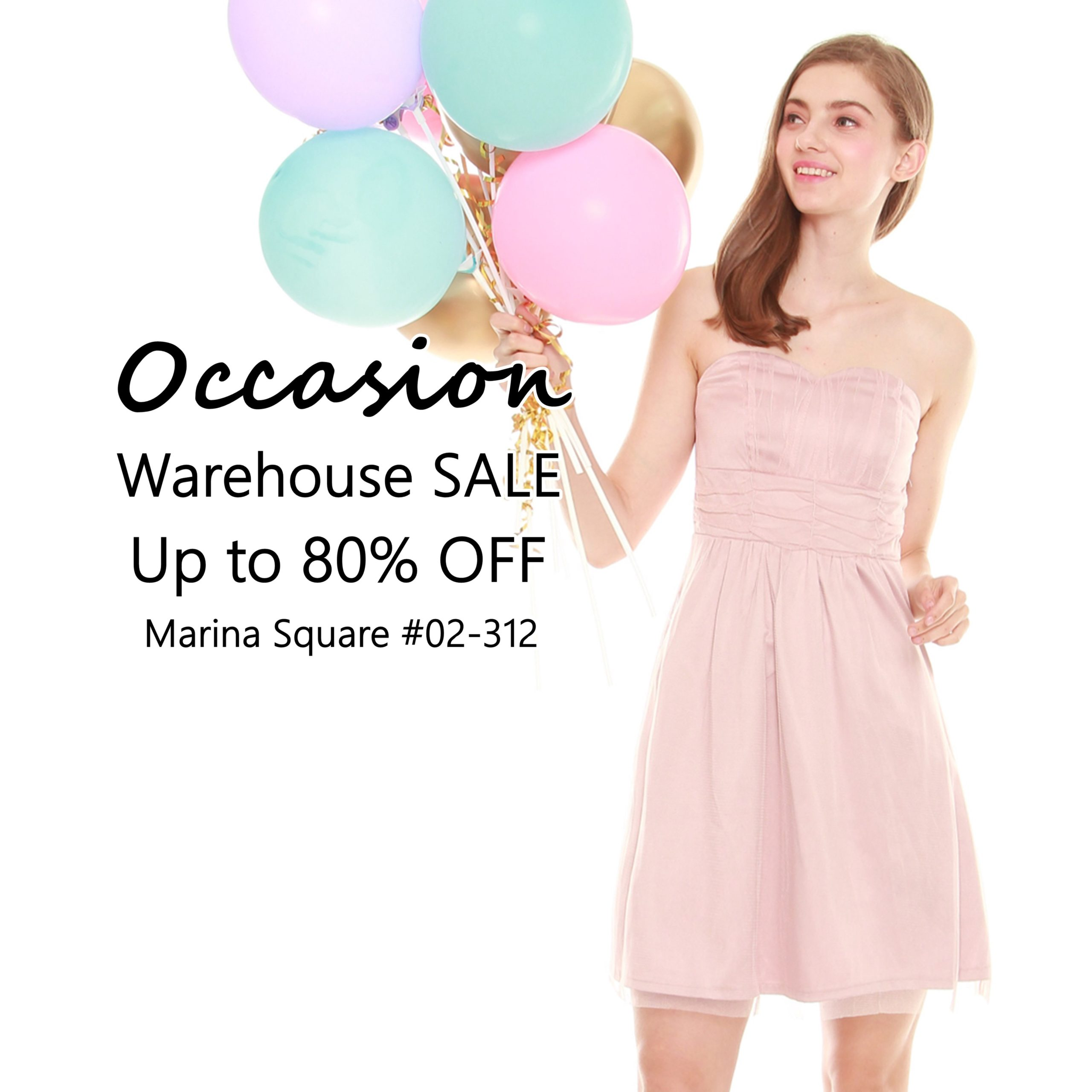 OCCASION Warehouse SALE | Why Not Deals 2 & Promotions
