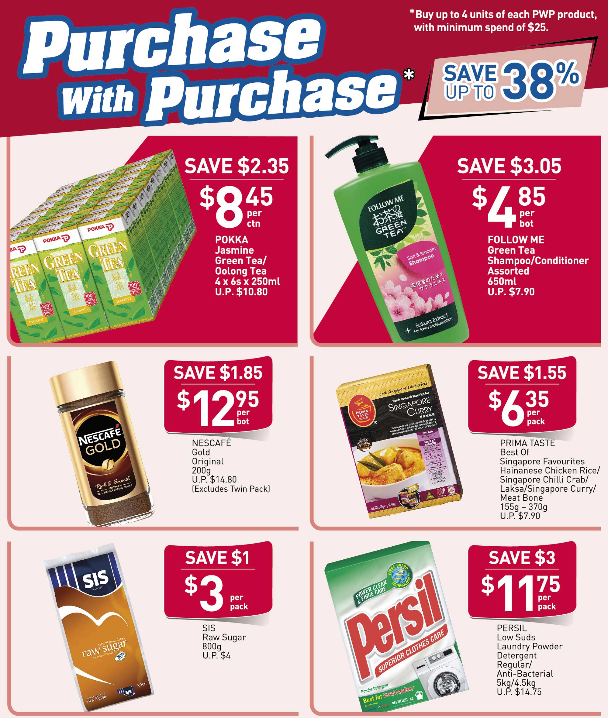 NTUC FairPrice SG Your Weekly Saver Promotion 26 Mar - 1 Apr 2020 | Why Not Deals 1 & Promotions