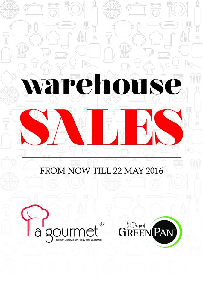 Big Box Warehouse Sales Ends 22 May 2016 - Why Not Deals 1