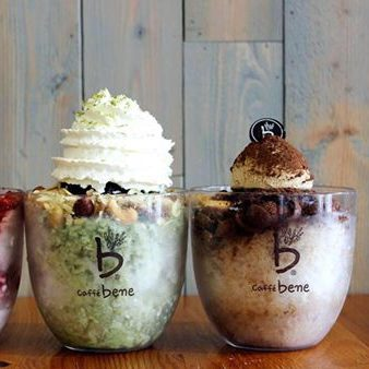 Caffebene Singapore 20% Off All Bingsu Ends 31 May 2016