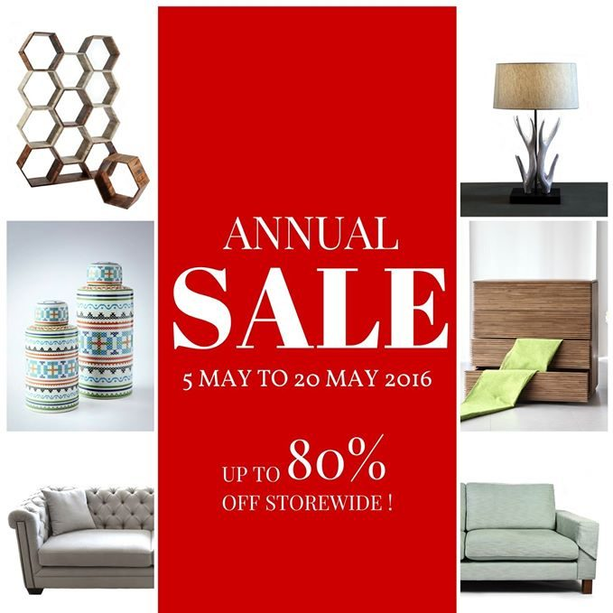 WTP Annual Sales 5 to 20 May 2016
