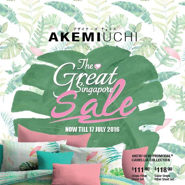 Akemi Uchi SG The Great Singapore Sale ends 17 Jul 2016