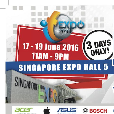 IT EXPO 2016 Up to 80% Off 17 to 19 Jun 2016