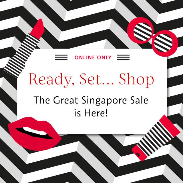 SEPHORA Singapore Online Exclusive GSS 2016