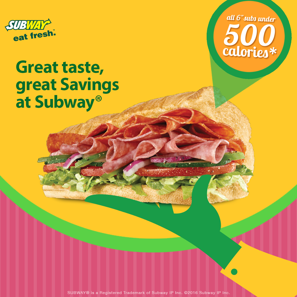 Subway Coupons Singapore Promotion 29 Jun To 9 Aug 2016 Why Not Deals