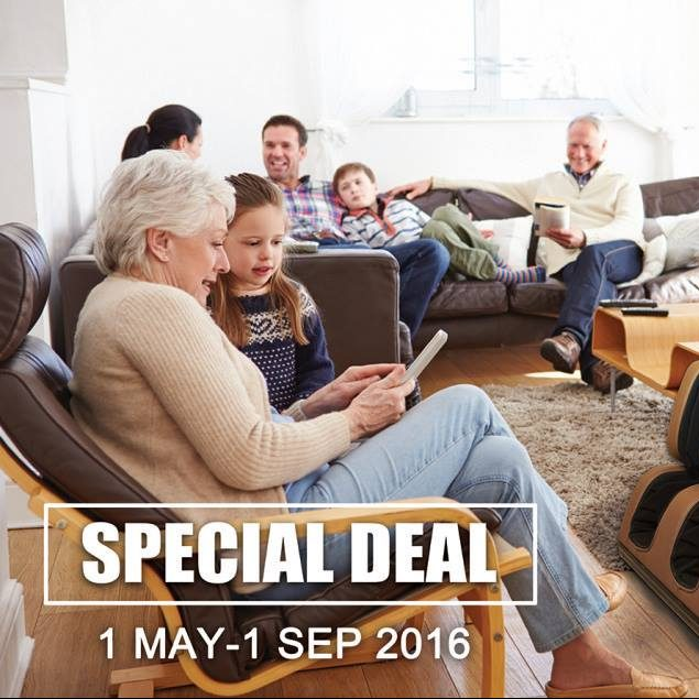 Vivacare Special Deal Singapore Promotion 1 May to 1 Sep 2016