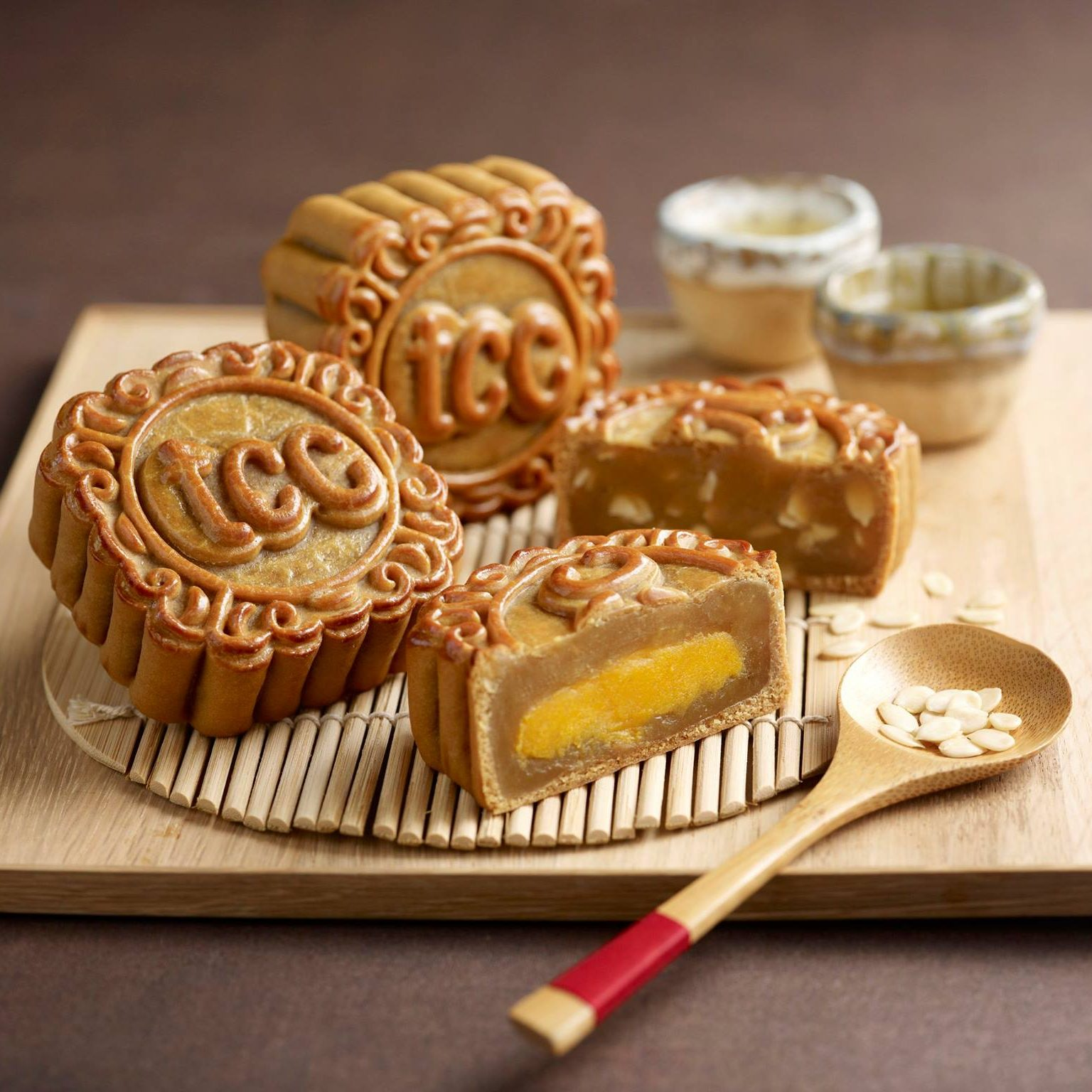 TCC Mooncakes up to 25% Off Singapore Promotion ends 15 Sep 2016