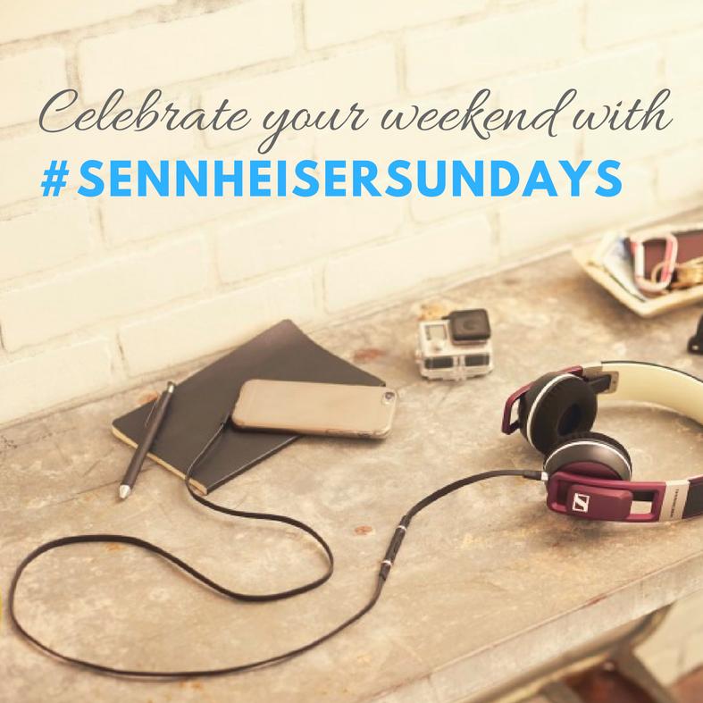 Sennheiser Singapore Celebrate Weekend Facebook Contest ends 5 Sep 2016