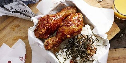 Golden Village Singapore $9 4Finger Crispy Chicken Combo Promotion ends 31 Oct 2016