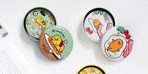 Liang Court Singapore Gudetama Paper Bookmarks Giveaway Contest ends 26 Oct 2016