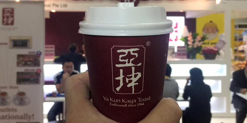 Ya Kun Singapore FREE Coffee at FLAsia2016 Promotion ends 15 Oct 2016