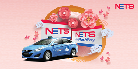 ComfortDelGro Taxi Singapore Take 8 Rides & Receive a $20 Hongbao Promotion 27 Jan – 5 Feb 2017