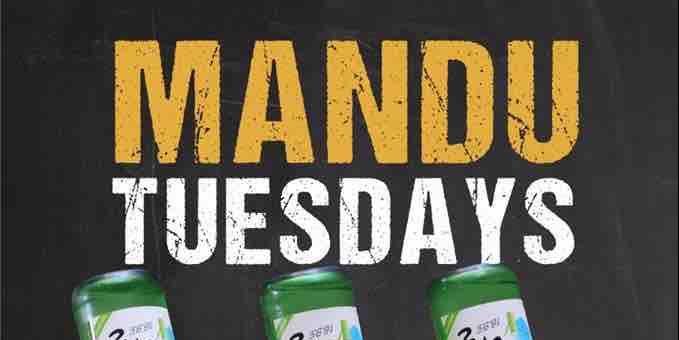 Don't Tell Mama Singapore FREE Mandu Tuesday Night Promotion ends 30 Jun 2017