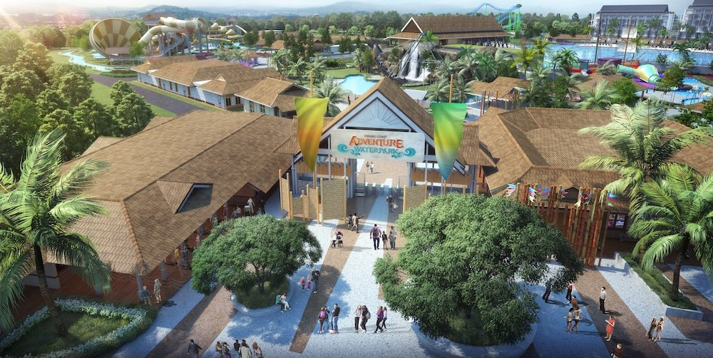 Desaru Coast Adventure Waterpark Opening Special Up to 25% Off 6-8 Apr 2018