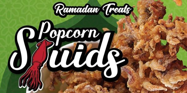 Old Chang Kee Singapore Popcorn Squid Upsized from 30 May – 31 Jun 2018