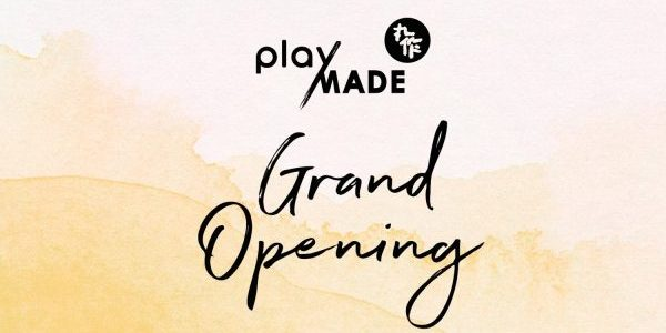 Playmade Singapore Ang Mo Kio Outlet Grand Opening 1-for-1 Promotion 30 Jun – 1 Jul 2018