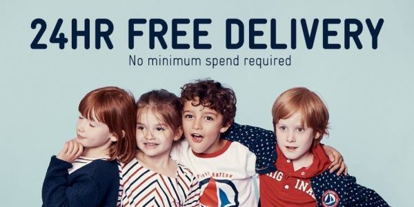 Petit Bateau Singapore 24hr FREE Islandwide Delivery Up to 50% Off Promotion 24 Jan 2019