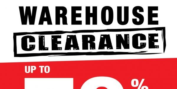 LIV ACTIV Singapore Warehouse Clearance Up to 70% Off Promotion 25-27 Apr 2019