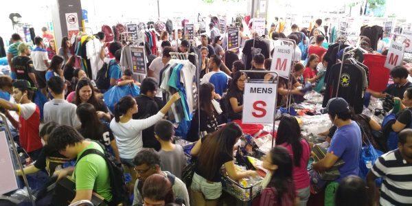 Converse Singapore Warehouse Sale is back 30 May – 2 Jun 2019