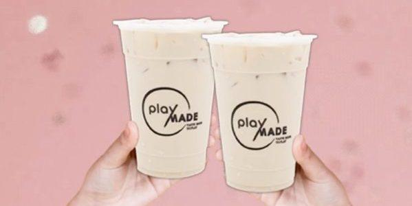 Playmade Singapore 2nd Birthday 1-for-1 Large Chrysanthemum Milk Tea Promotion 30 Sep 2019