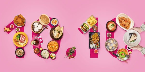 foodpanda Singapore 10 Deals for 10.10 While Stocks Last Promotion only on 10 Oct 2019