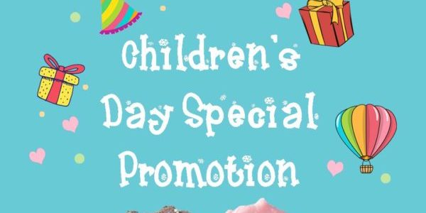 Mr Coconut Singapore Children's Day Special Promotion 4 Oct 2019