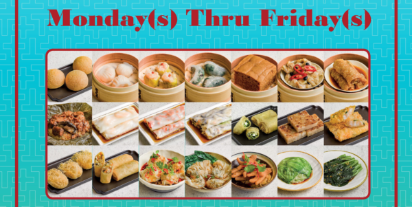 Tim Ho Wan Singapore $3.90 Tea Time Promotion is Back by Popular Demand Every Mon-Fri While Stocks Last