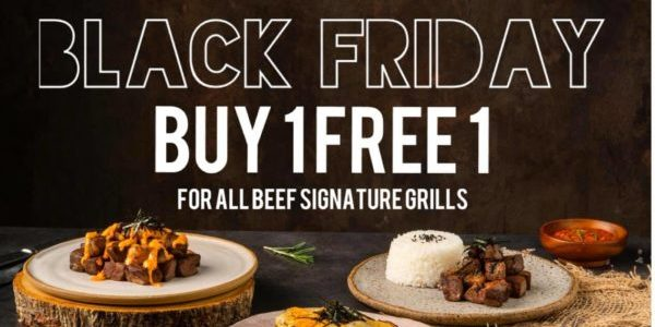 Beef Bro SG Black Friday Buy 1 FREE 1 Promotion only on 29 Nov 2019