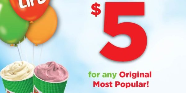 Boost Juice Bars Singapore Celebrates 50th Store Opening with $5 Drinks Promotion 18-22 Nov 2019