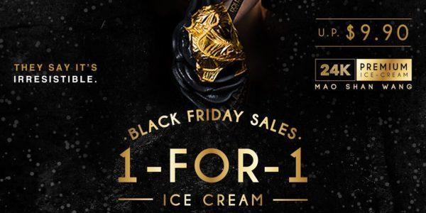 Golden Moments SG Black Friday Exclusive 1-for-1 Promotion 29 Nov – 2 Dec 2019