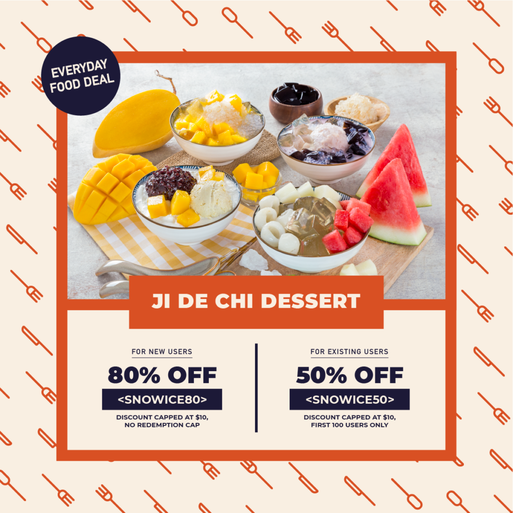 Klook Singapore Midweek Makan Weekly Deals Up to 80% Off Promotion 20-24 Nov 2019 | Why Not Deals 4