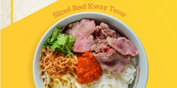 MooTeow Chilli Beef Kway Teow Singapore 1-for-1 Opening Promotion 18-24 Nov 2019