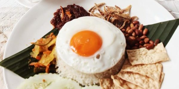 OLDTOWN White Coffee Singapore Nasi Lemak with Curry Chicken 1-for-1 11.11 Promotion only on 11 Nov 2019