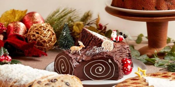 The Coffee Bean & Tea Leaf Singapore 20% Off Holiday Whole Cakes & Party Packs Promotion ends 1 Dec 2019