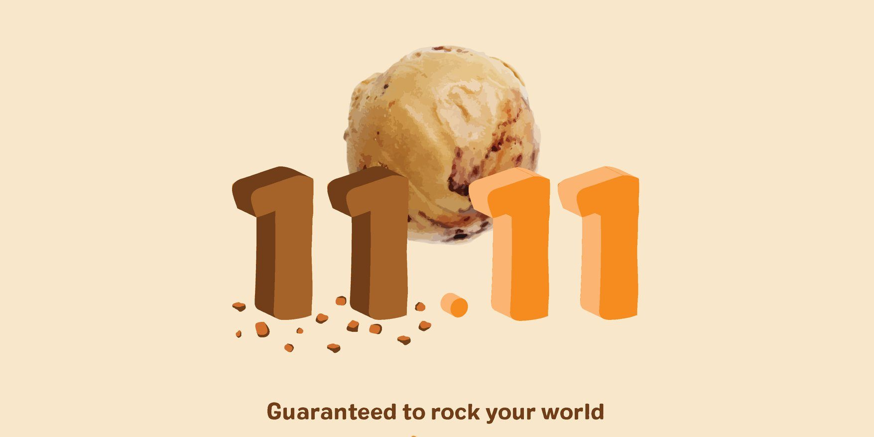 Udders Singapore Mocha Rocks Flavour Now Available This 11.11 Promotion While Stocks Last