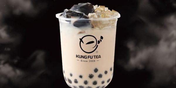 Kung Fu Tea SG 38 Milk King at $0.10 Grand Opening Promotion 7 Dec 2019
