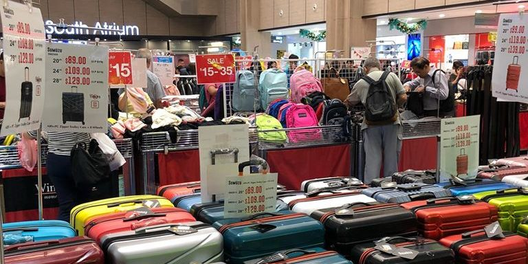 Winter Time SG Sale at Northpoint City Up to 60% Off Promotion 9-15 Dec 2019