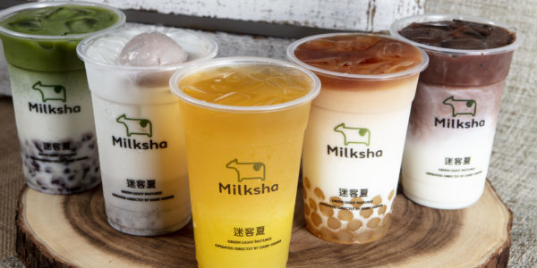 2/2/20, Get $2 off selected Milksha's Beverage!