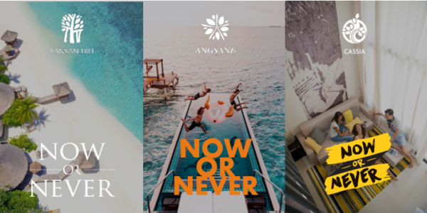 """Enjoy Up To 40% Off Stays with Banyan Tree Hotels & Resorts' """"Now or Never"""" Sale"""