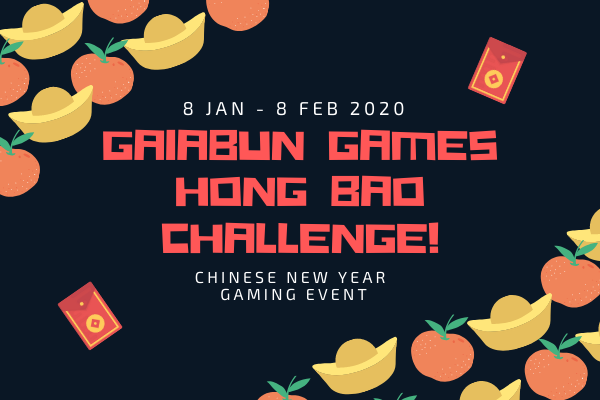 Bored this CNY? Join the Hong Bao Challenge and stand a chance to win $88!