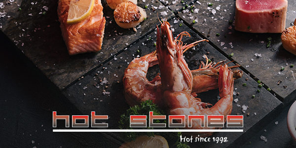 Hot Stones Steak and Seafood Buffet