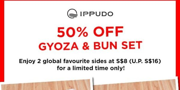 50% off IPPUDO Global Favourite Dishes, Exclusively on Deliveroo