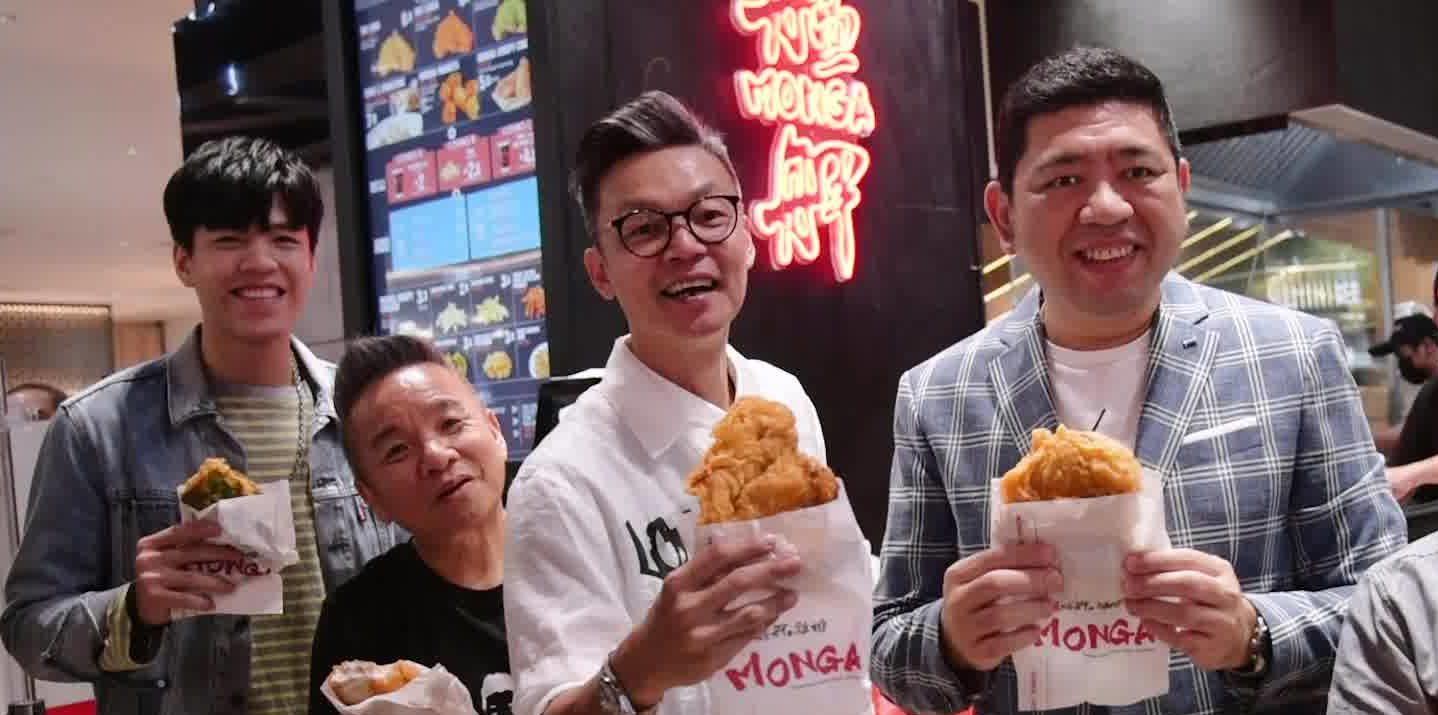 Monga Singapore Celebrates Nono's Birthday: Enjoy 2 Cutlets for $9.9