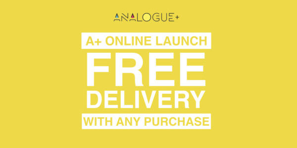 Boost Your Immunity With Analogue+ & Enjoy Free Local Delivery