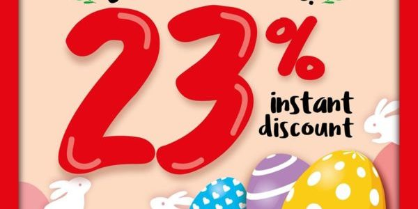 Sinopec SG Easter 23% Instant Discount @ Bukit Timah