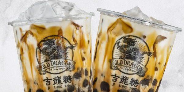 JLD Dragon Singapore 吉龙糖 1-for-1 Signature Milk Series