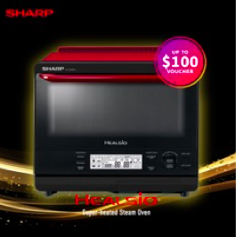 Up to 50% OFF Exclusive #StayHome Deals for Sharp Appliances from now to 31 May 2020! | Why Not Deals 5