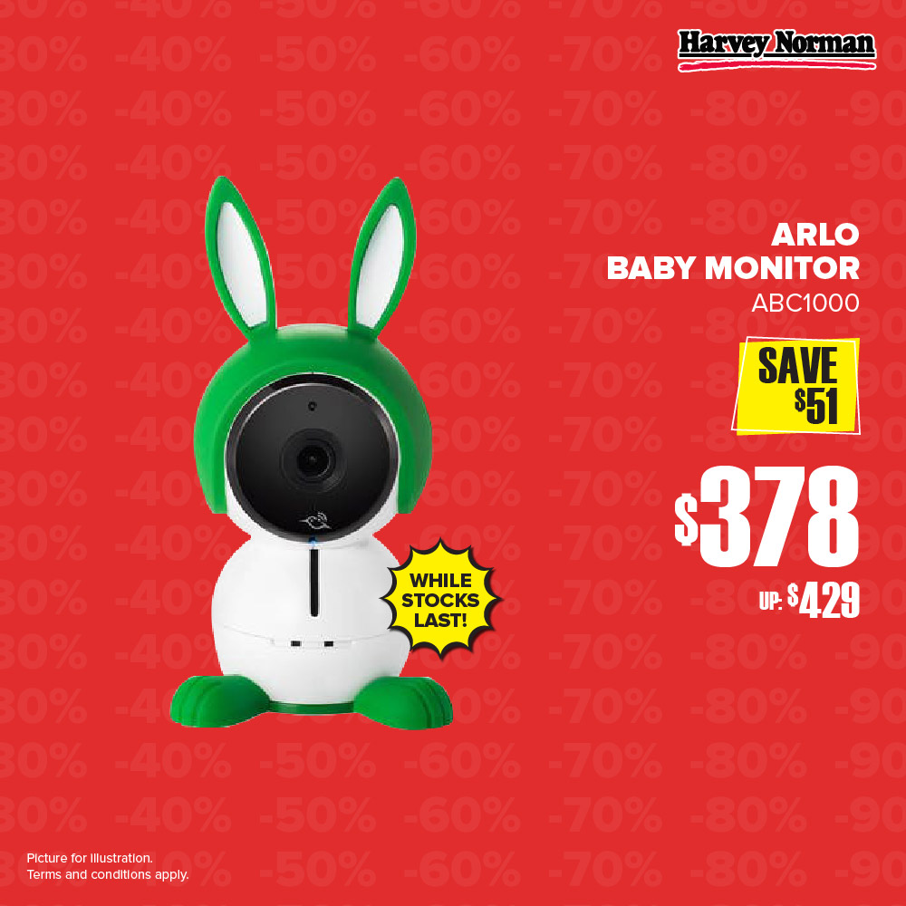 Harvey Norman Singapore 5 Days Impossible Sale Up to 60% Off Promotion | Why Not Deals 2