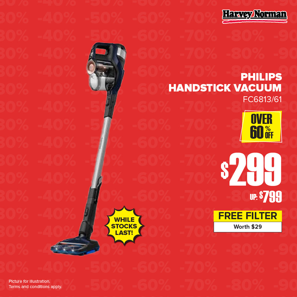 Harvey Norman Singapore 5 Days Impossible Sale Up to 60% Off Promotion | Why Not Deals